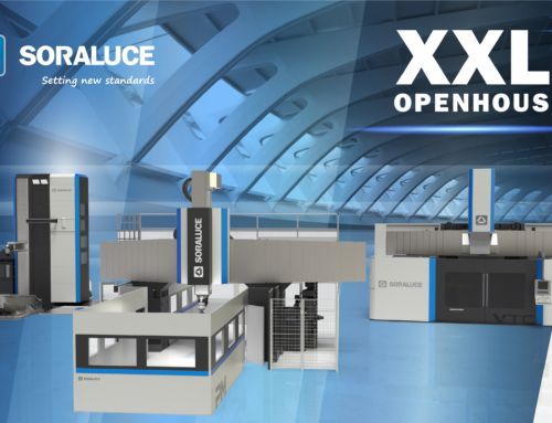 SORALUCE XXL Series Open House